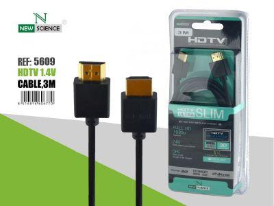 Cable HDMI 1080P 3 Metros