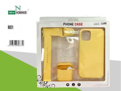 Cofre Funda iPhone 11 Pro Max+Correa 42/44mm