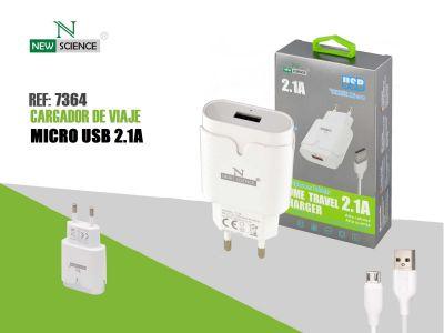 Cargador Micro USB Ref. 7364