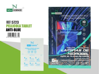 Lamina Hidrogel Tablet Anti-Blue 30X20 cm (10 PCS)