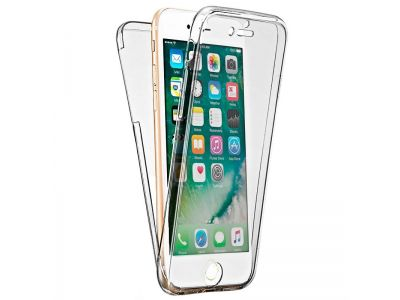 iphone 7/8 plus transparente imagen