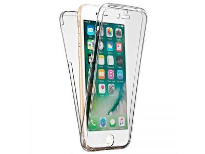 iphone 7/8 transparente imagen