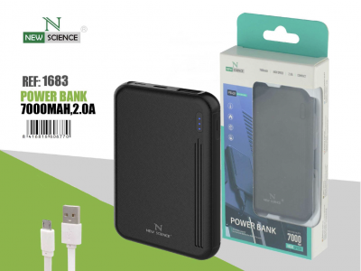 PowerBank 7000 Mah PB-01/02