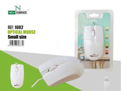 Raton Blanco con Cable FC-108