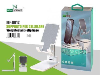 Soporte Movil-Phone Stand Blanco K09