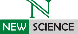 New Science logo